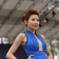 2012上海鲜花港郁金香主题服装秀