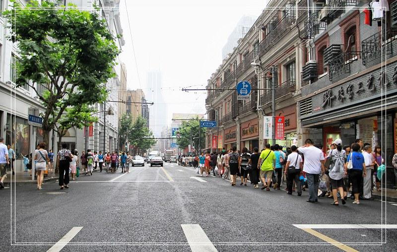 南京东路附属小马路图片