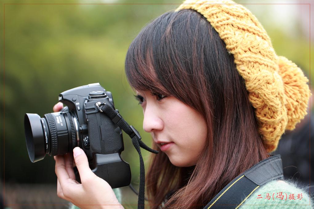 反串摄影师(模特:鬼鬼)