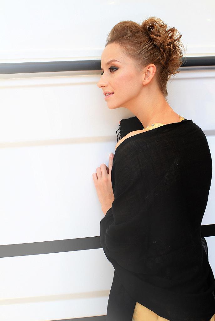 乌克兰女模特