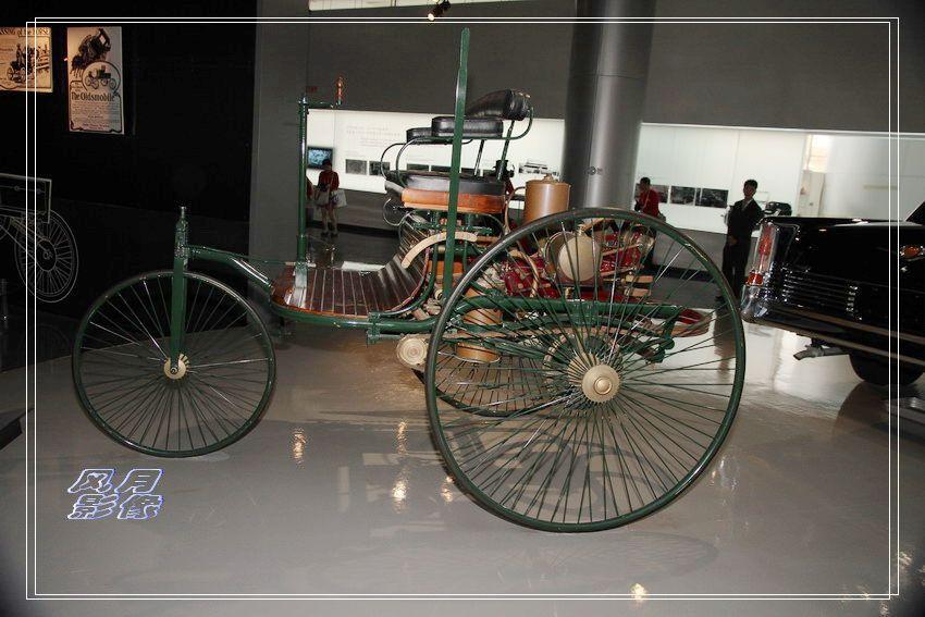 汽车发展简史(一)----2011上海国际汽车文化展