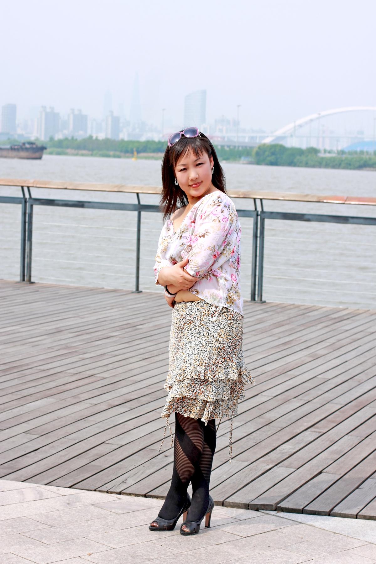 来自内蒙古草原的美女 燕燕mm 全国摄友交流区 e摄会 高清图片