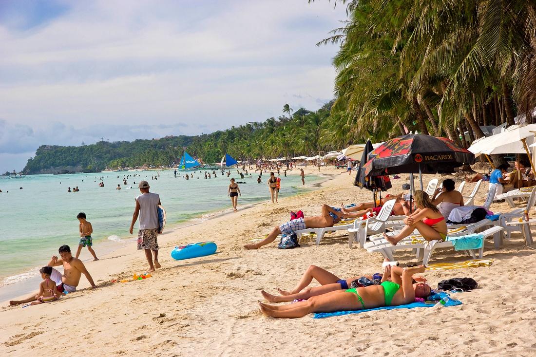 69 菲律宾长滩岛行摄(2)  据百度介绍:长滩岛是菲律宾中部一岛屿