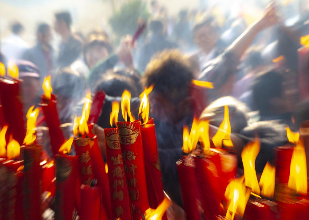 金泽重阳节庙会