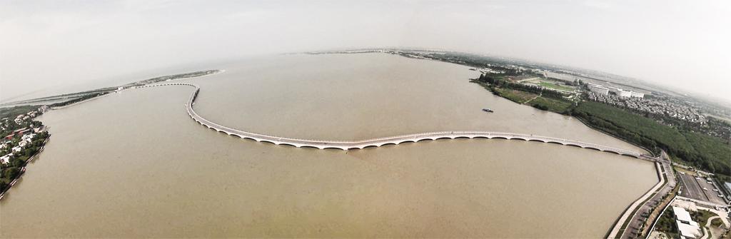 淀山湖彩虹桥